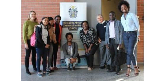 UCT Chemistry at SACI/RSC Young Chemists' Symposium