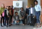 UCT Chemistry Department attendees at SACI/RSC Symposium