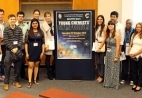 Winners, judges and organisers of the Young Chemists' Symposium